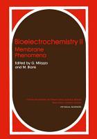 Bioelectrochemistry II PDF