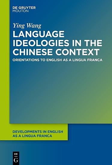 Language Ideologies in the Chinese Context PDF