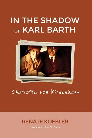 In the Shadow of Karl Barth PDF
