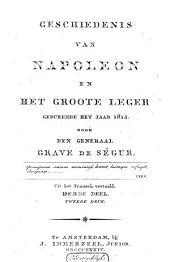 Geschiedenis van Napoleon en het groote leger gedurende het jaar 1812: Volume 2