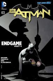 Batman (2011-) #38