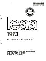 Annual Report of LEAA.