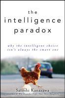 The Intelligence Paradox PDF