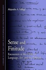 Sense and Finitude