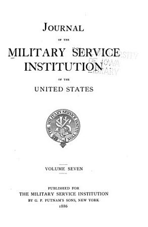 Journal of the Military Service Institution of the United States PDF