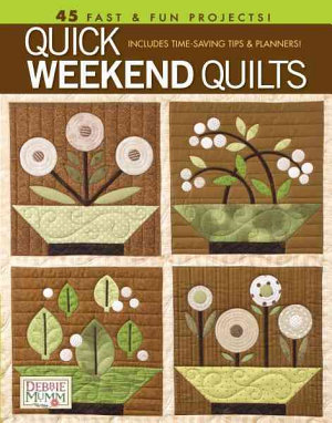 Quick Weekend Quilts PDF