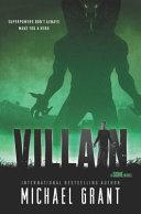 Villain Book
