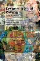 Key Works in Critical Pedagogy PDF