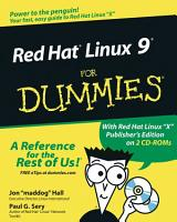 Red Hat Linux 9 For Dummies PDF
