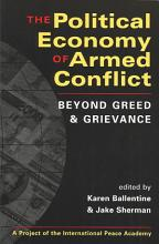 The Political Economy of Armed Conflict PDF