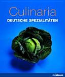 Culinaria Deutsche Spezialit  ten PDF