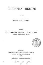 Christian Heroes in the Army and Navy