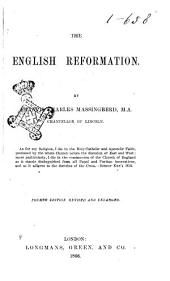 English Reformation by Francis Charles Massingberd, M.A