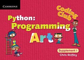 Coding Club Level 1 Python  Programming Art PDF