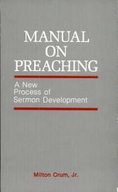 Manual On Preaching