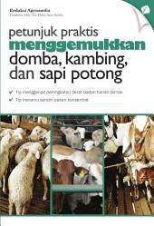 Petunjuk Praktis Menggemukkan Domba, Kambing, dan Sapi Potong