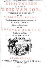 Keurstoffen uit het boek van Job: verklaart en toegepast, Volume 2