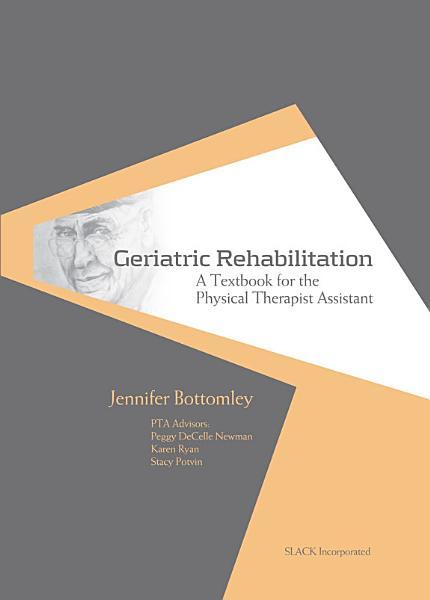 Geriatric Rehabilitation PDF