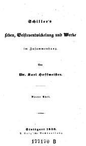 Supplement zu Schiller's Werken