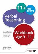 Verbal Reasoning Workbook 9-11