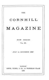 The Cornhill Magazine: Volume 11; Volume 58