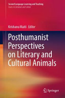 Posthumanist Perspectives on Literary and Cultural Animals PDF