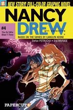 Nancy Drew #4: The Girl Who Wasn't There