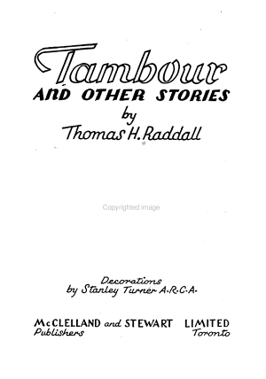 Tambour and Other Stories PDF