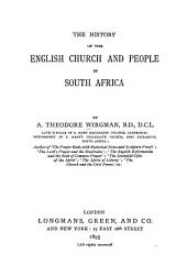 The History of the English Church and People in South Africa