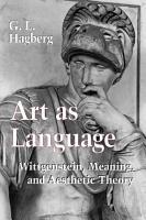 Art as Language PDF