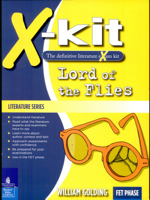 X Kit Literature Series  FET Lord Of The Flies