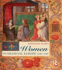 Women in Medieval Europe