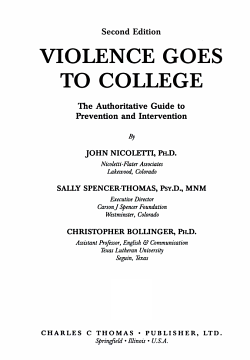 Violence Goes to College PDF