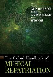 The Oxford Handbook of Musical Repatriation PDF