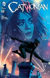 Catwoman (2011-) #51