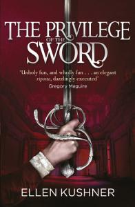 The Privilege of the Sword Book