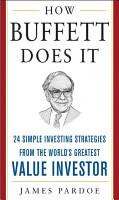 How Buffett Does It PDF