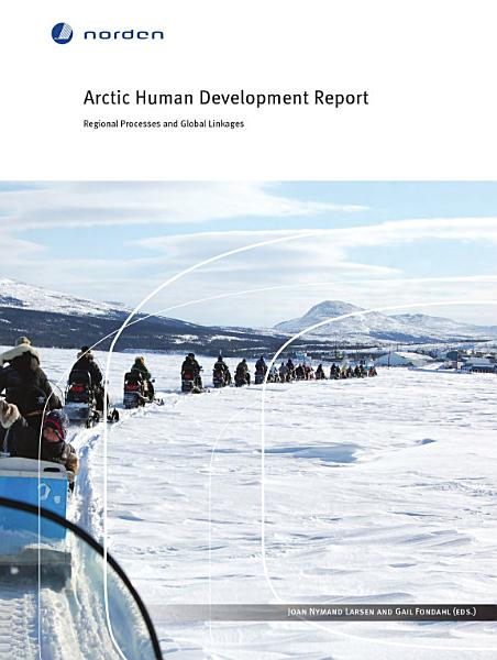 Download Arctic Human Development Report Book