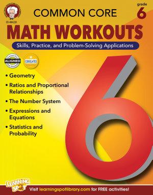 Common Core Math Workouts  Grade 6