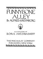Funnybone Alley PDF