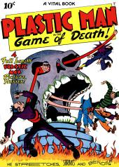 Plastic Man, Number 1, Game of Death