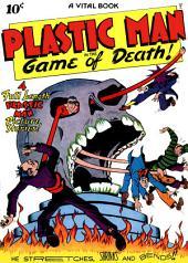 Plastic Man, Number 1, Game of Death