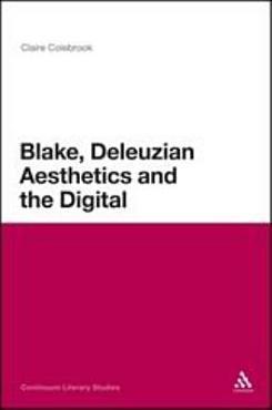 Blake  Deleuzian Aesthetics  and the Digital PDF