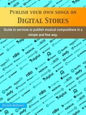 Publish your own songs on Digital Stores