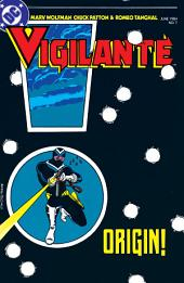The Vigilante (1983-) #7