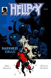 Hellboy: Darkness Calls #2