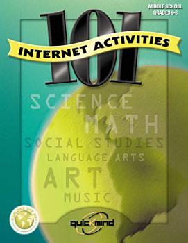 101 Internet Activities  Middle School PDF