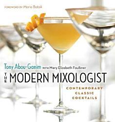 The Modern Mixologist Book PDF