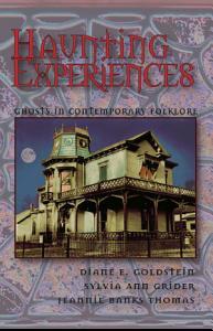 Haunting Experiences Book