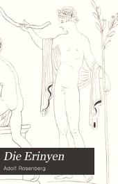 Die Erinyen: Ein Beitrag zur Religion und Kunst der Griechen